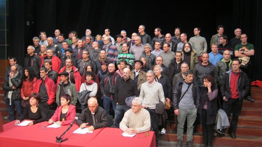 Los presos de ETA, obligados a mover ficha tras las advertencias de la izquierda abertzale