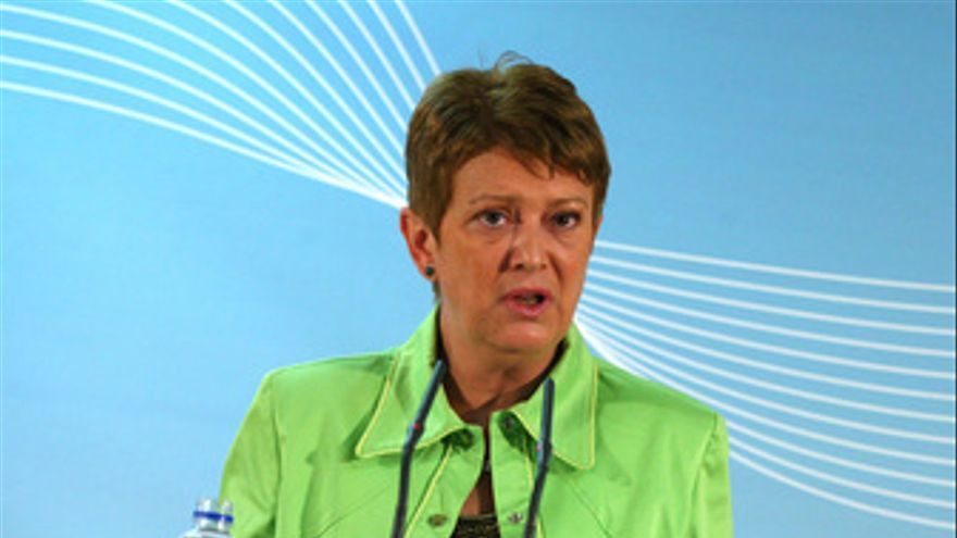 La secretaria de Estado de Función Pública, Consuelo Rumi. (EUROPA PRESS)