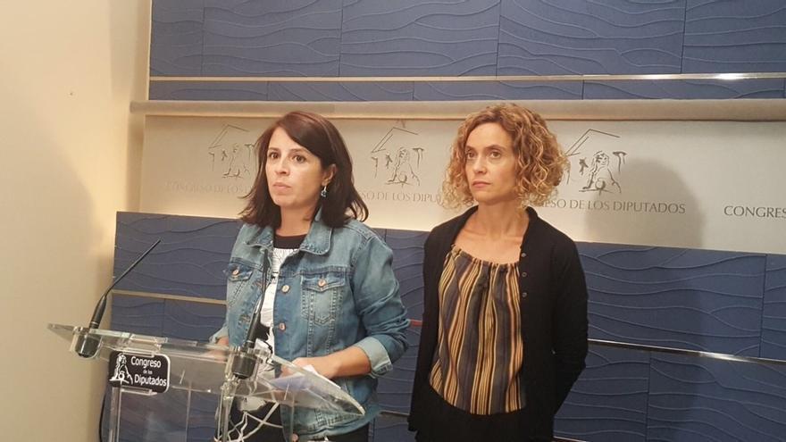 """El PSOE ofrece """"todo el apoyo"""" al Gobierno para que garantice la vigencia del Estado de Derecho en Cataluña"""