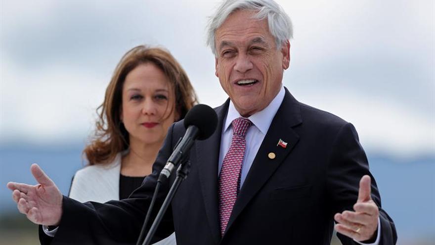 Piñera dice en Bogotá que Chile mantendrá excelentes relaciones con Duque