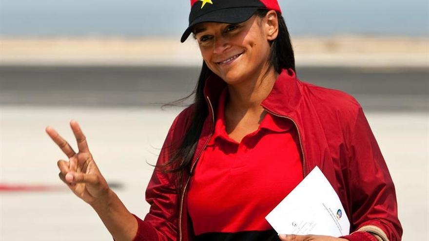 Isabel dos Santos saluda la solución encontrada para el BPI