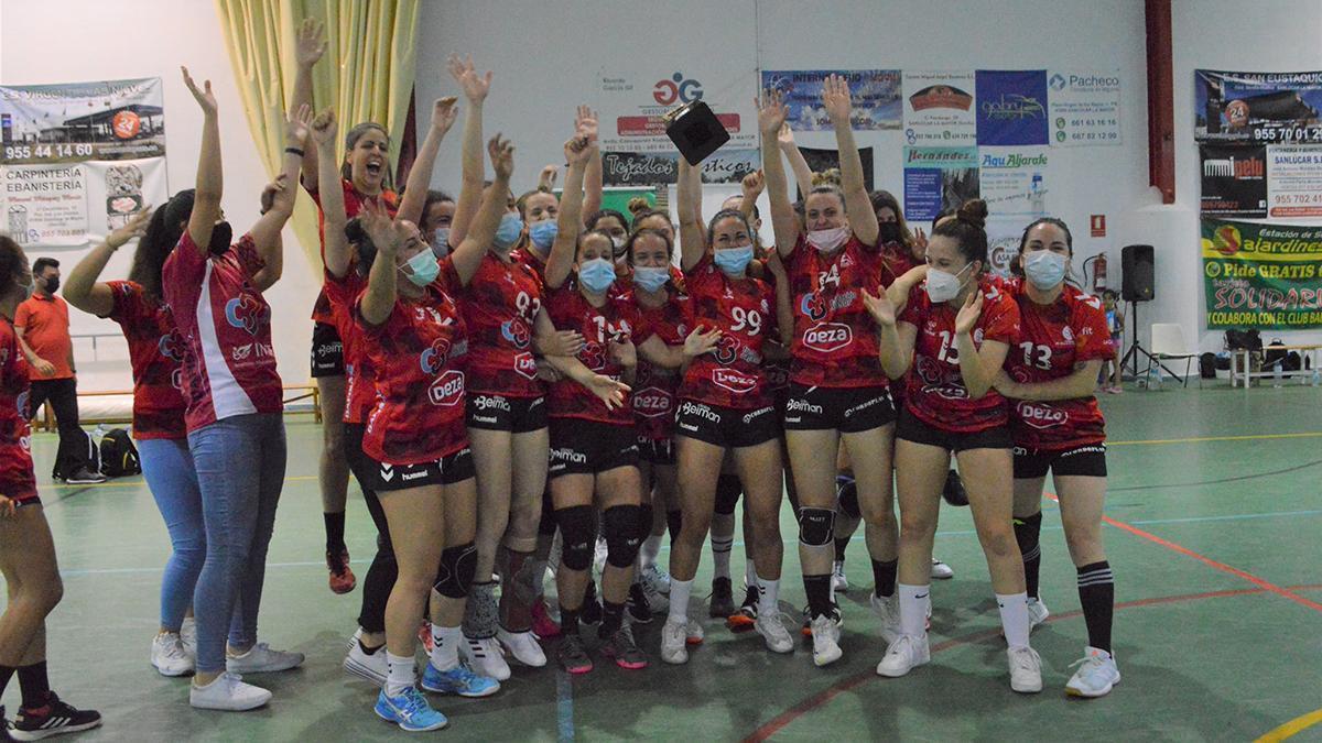 Equipo femenino del CBM