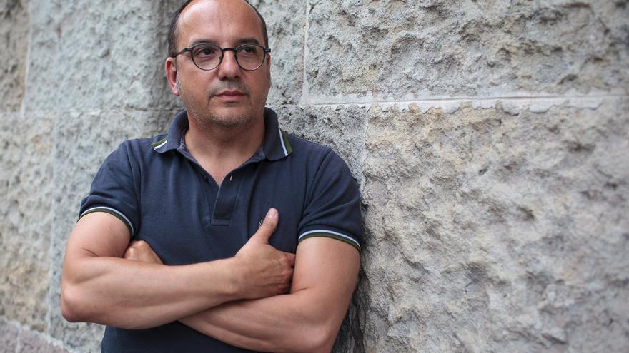 Carles Campuzano, diputat de CiU al Congrés. / ENRIC CATALÀ