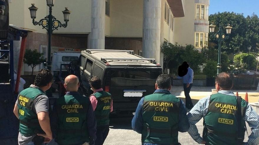 La UCO inició en mayo de 2016 la 'operación Scar' al sospechar del patrimonio de Rifaat Al Assad, que reside en Francia