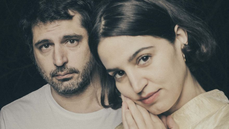 Maria Arnal y Marcel Bagés.