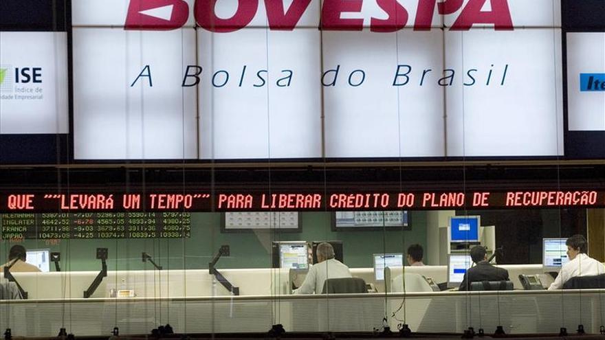 Las bolsas de América Latina cierran la semana en números rojos