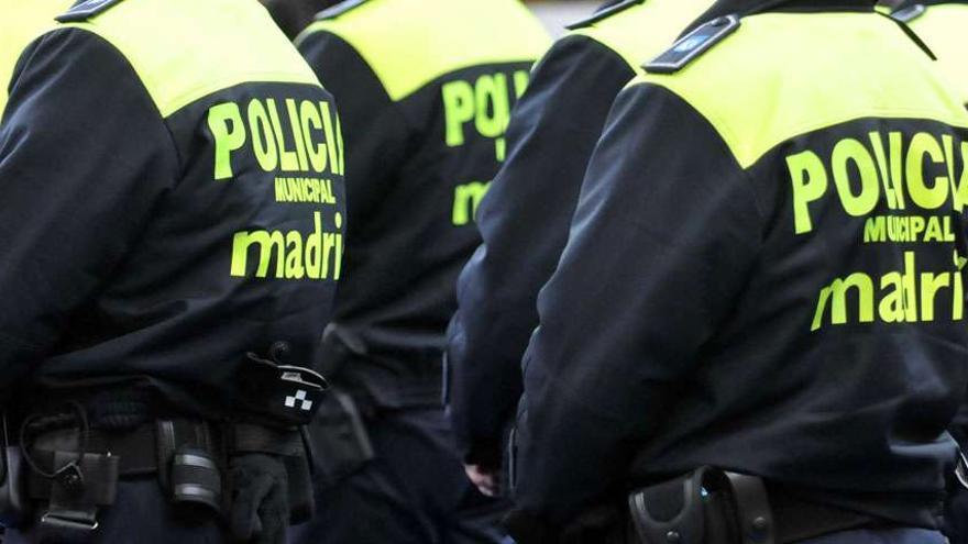 Policías municipales de Madrid. / Foto de archivo. Madrid.es