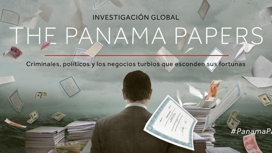 Logo de la investigación de los Papeles de Panamá.