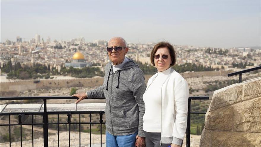 Volver a Palestina, 67 años después