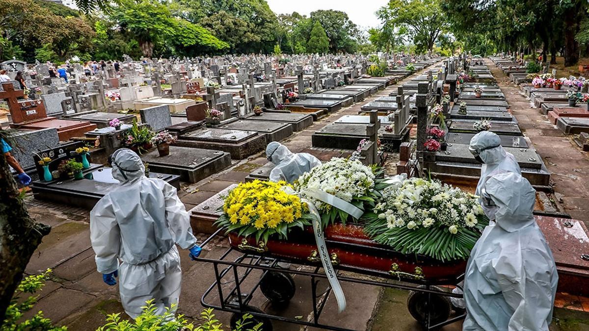 El recrudecimiento de la pandemia en Brasil y la circulación masiva de la cepa de Manaos pusieron en jaque a gran parte del Cono Sur.