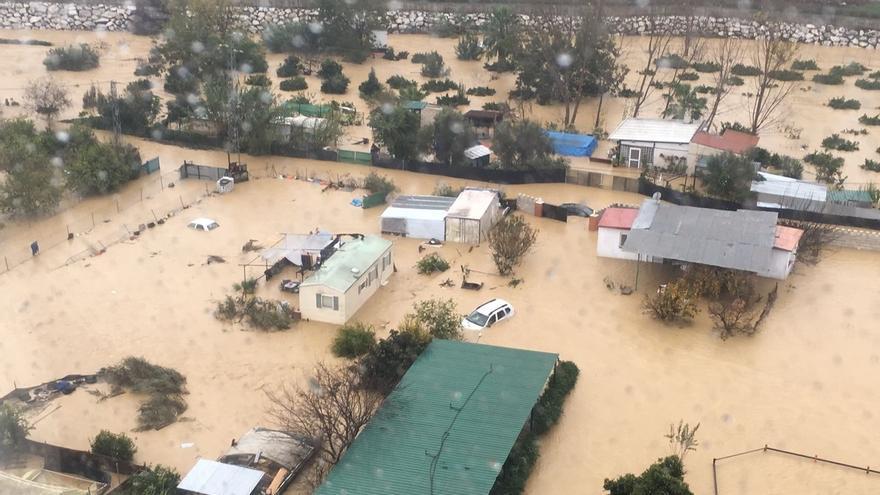 """Heredia (PSOE) expresa su """"preocupación"""" por el pago de las ayudas a los afectados por las inundaciones"""
