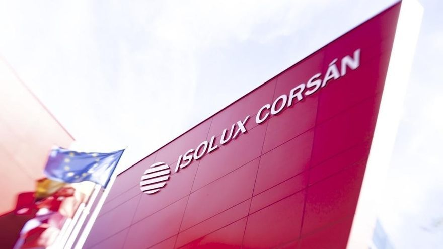 (Ampl.) Isolux Corsán, en concurso de acreedores