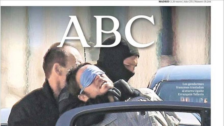 De las portadas del día (27/06/2012) #6