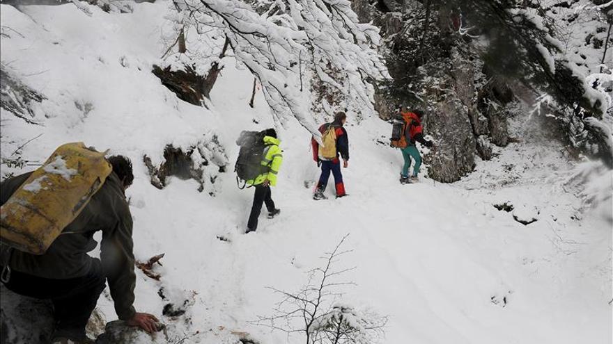 Los espeleólogos españoles deberían de ser rescatados en las próximas horas
