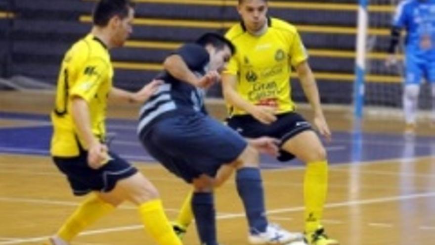 El Gran Canaria FS. (páginal oficial colegioarenasgrancanaria.com).