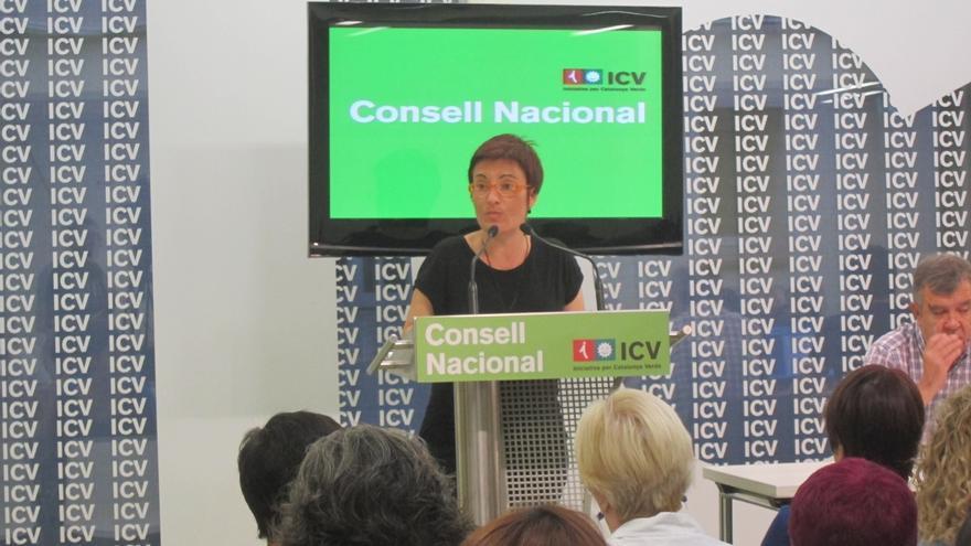 """ICV pide una propuesta de referéndum """"de exigencia institucional"""" y ciudadana"""