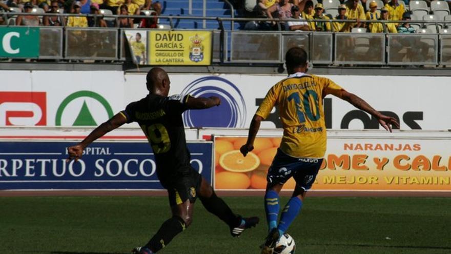 Del UD Las Palmas-Villarreal #8