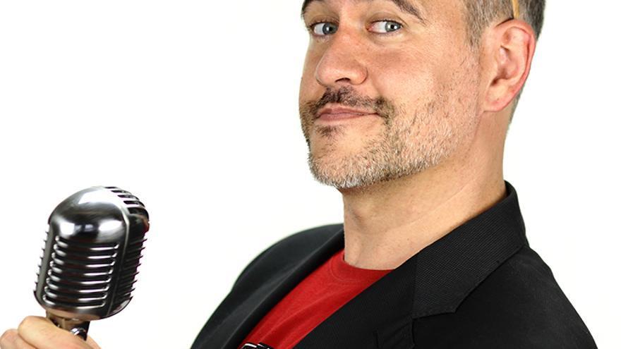 Darío Piera, uno de los protagonistas de la programación del Circuito Café Teatro Valencia