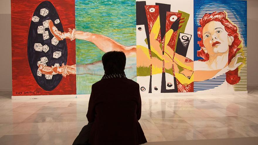 Cultura en canarias panorama para llorar for Mural nuestra carne