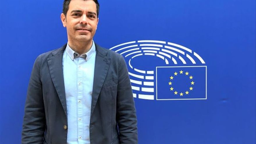 El eurodiputado murciano Marcos Ros