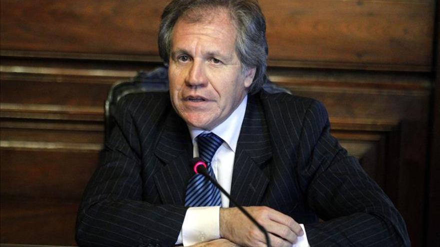 Comienza la reunión para elegir al nuevo secretario general de la OEA