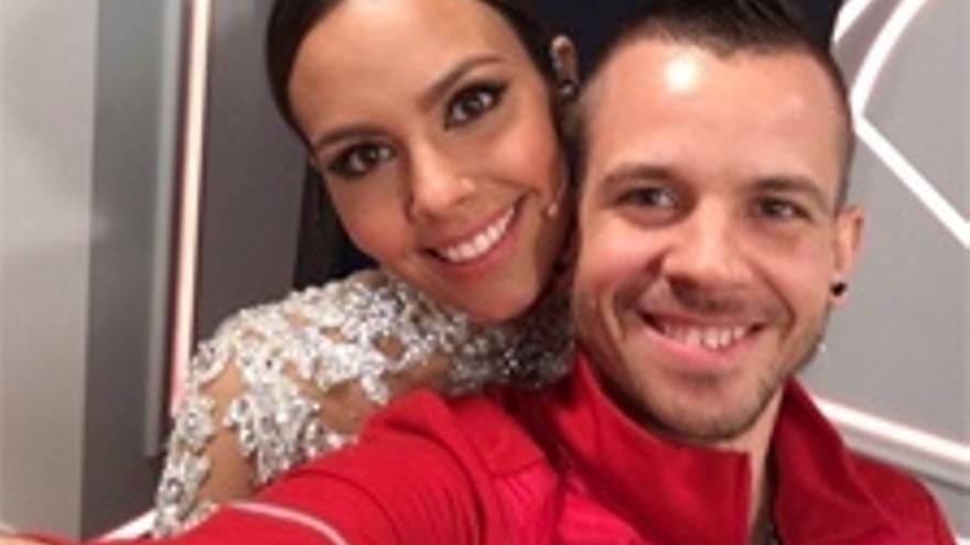 """David Muñoz, """"orgulloso"""" de Pedroche en Campanadas, se pone su vestido del año pasado"""