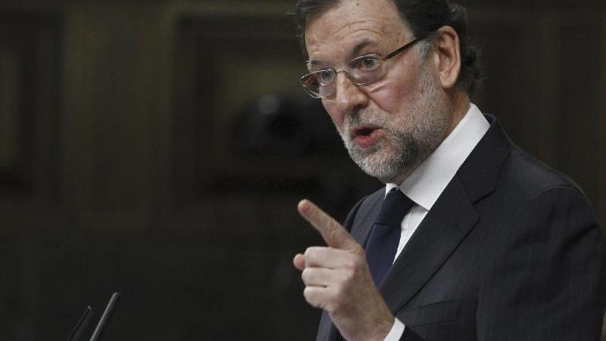 Rajoy clausura hoy la convención del PP para frenar el separatismo catalán
