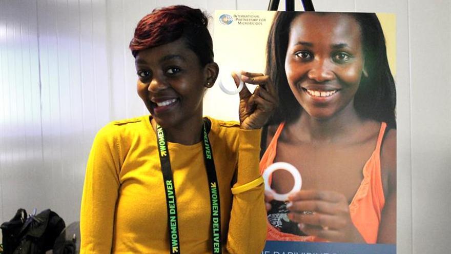 El anillo vaginal contra el sida, nueva esperanza para millones de mujeres