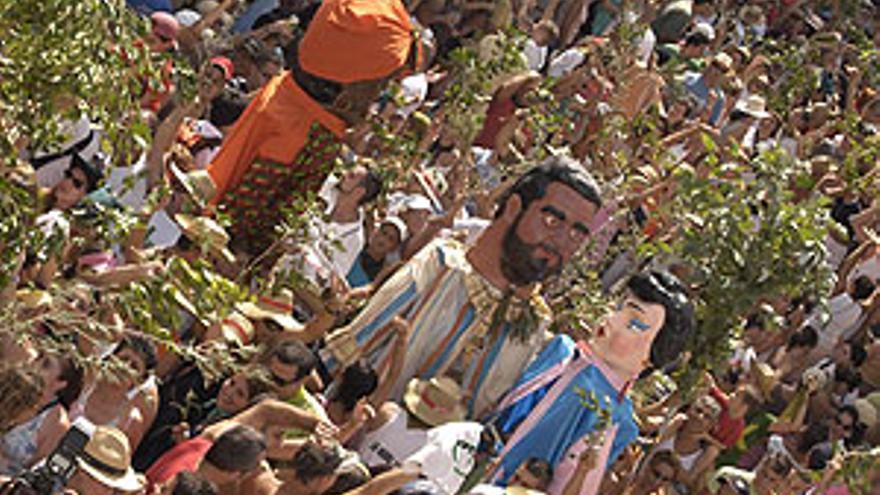 Unas 20.000 personas disfrutan de la 'Rama'