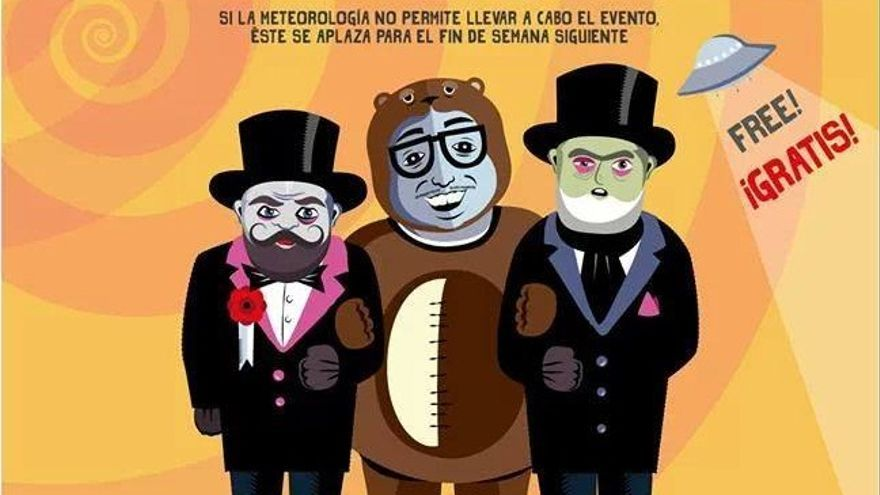 El festival El Día de la Marmota tendrá lugar en el Centro Andaluz de Arte Contemporáneo.