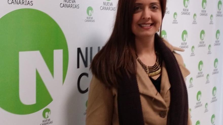 Ana María Pérez aspira a gobernar Breña Alta.
