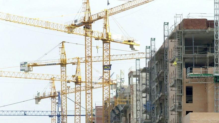La licitación de obra pública se dispara más de un 74 % hasta mayo