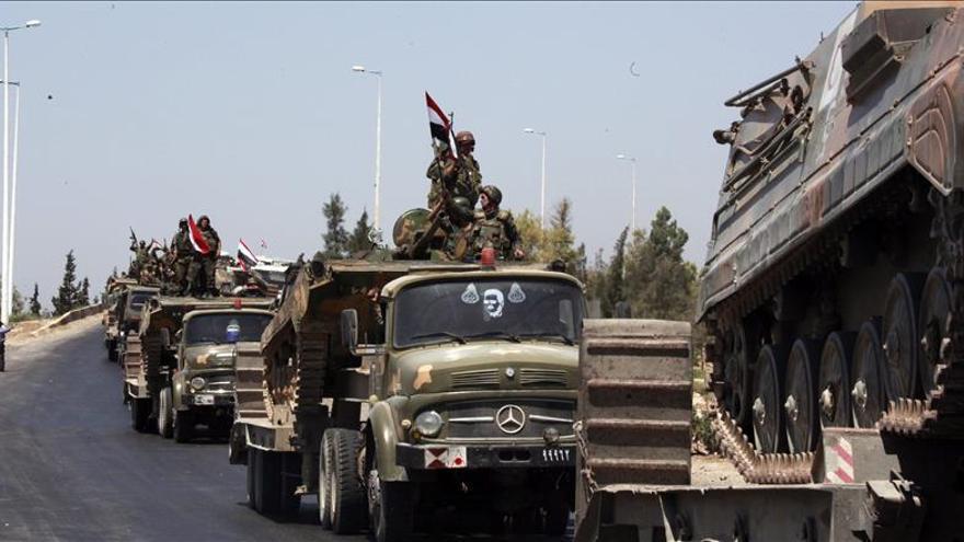El ejército libanés mata a tres supuestos terroristas en Líbano