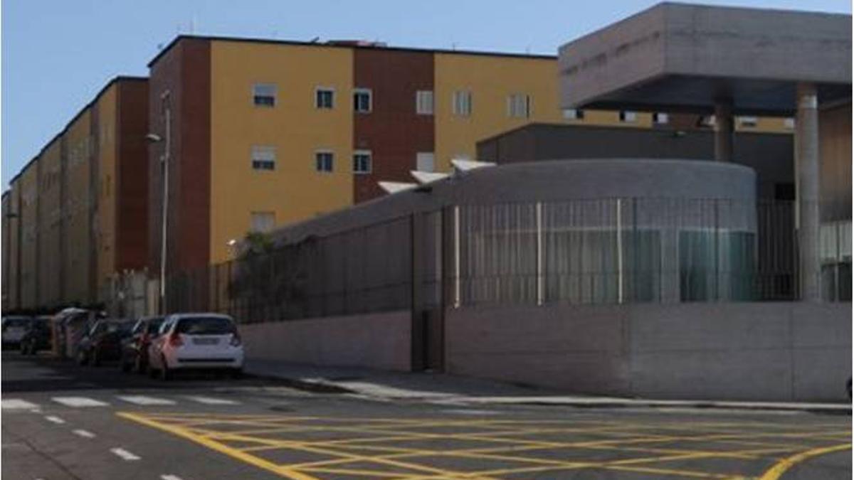 Albergue municipal de Santa Cruz de Tenerife.