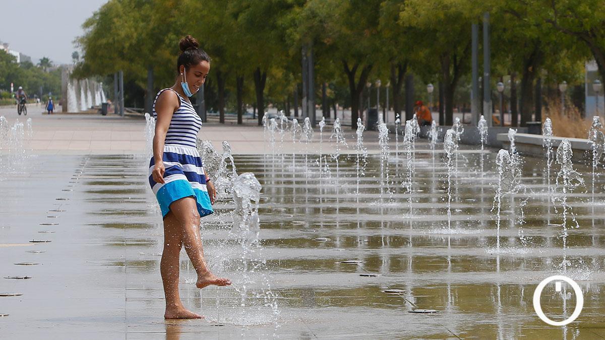 Aviso por calor en Córdoba