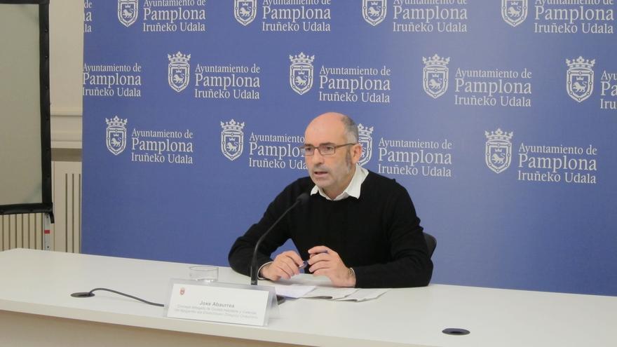 Pamplona Centro Histórico contempla en 2017 trasladar su sede y destinar la actual a vivienda y promoción de empleo