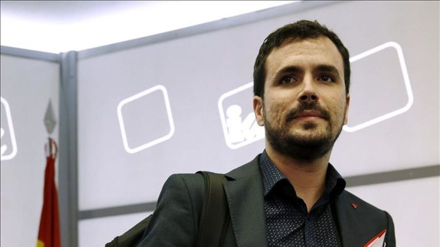 Garzón avisa que peligran las conquistas sociales si la unidad popular no cuaja