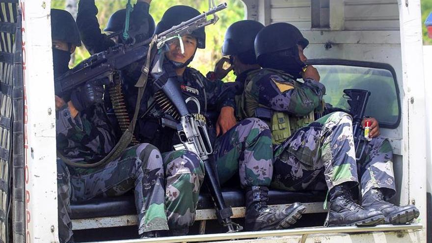 Se reanudan los combates en el sur de Filipinas tras una pausa por fin del Ramadán