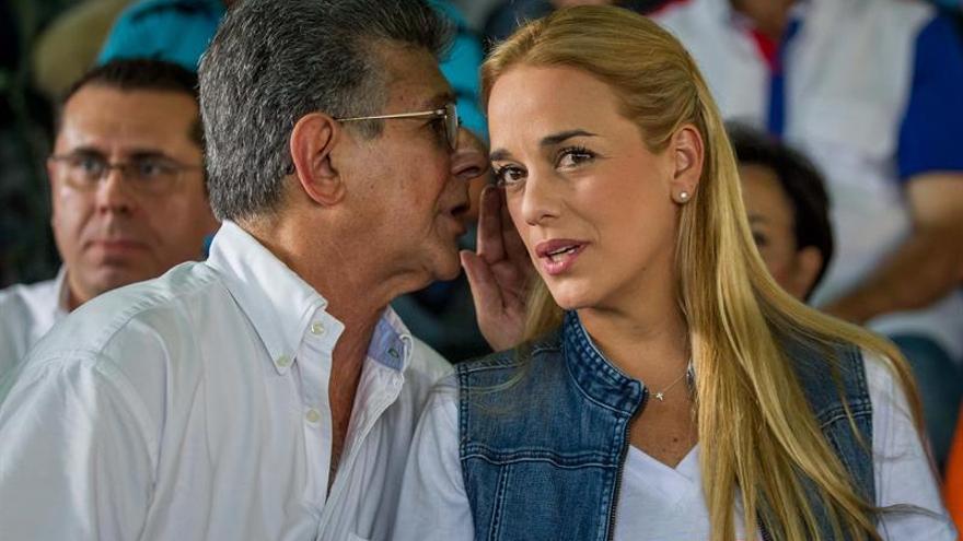 Tintori dice que la desobediencia civil pacífica logrará el referendo en Venezuela