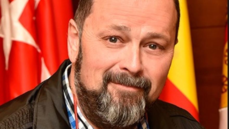 El nuevo alcalde de Arroyomolinos, Andrés Martínez Blanes. / Ayuntamiento de Arroyomolinos