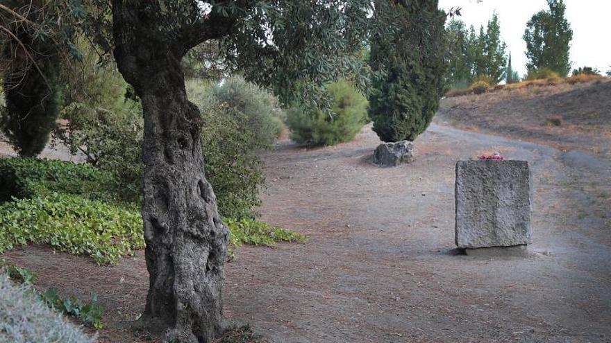Andalucía retomará los trabajos en Alfacar para buscar los restos de Lorca