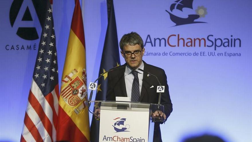 Cámara Comercio EEUU ve riesgo Cataluña pierda sedes e inversiones por 1-O