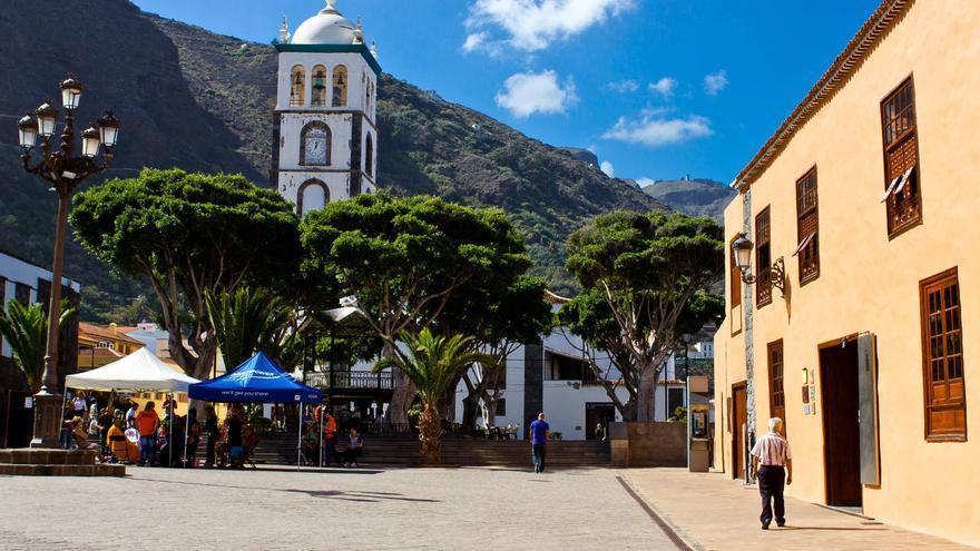 Calles del pueblo tinerfeño de Garachico. VIAJAR AHORA