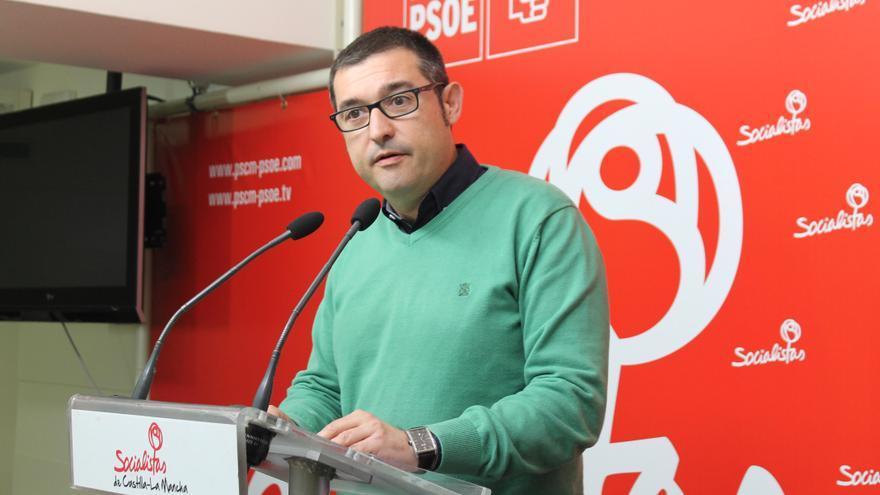 El presidente del Grupo Socialista en la Diputación de Toledo, Fernando Muñoz