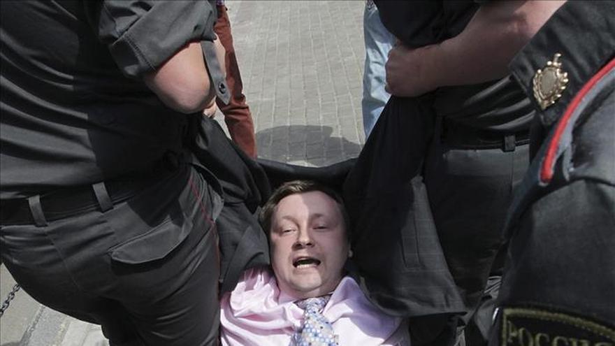 El Ayuntamiento de Moscú niega autorización para celebrar la marcha del orgullo gay