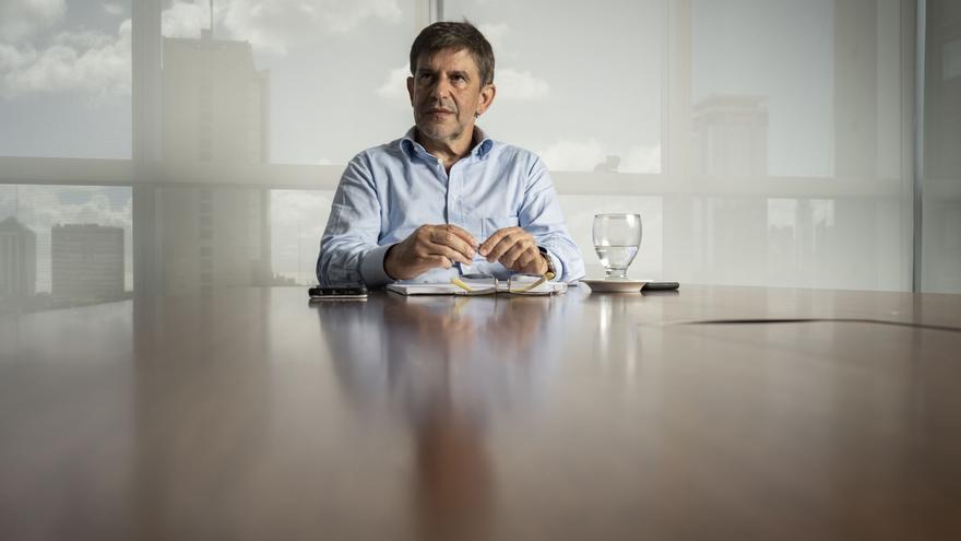 Franco Moccia, presidente de la Fundación Pensar