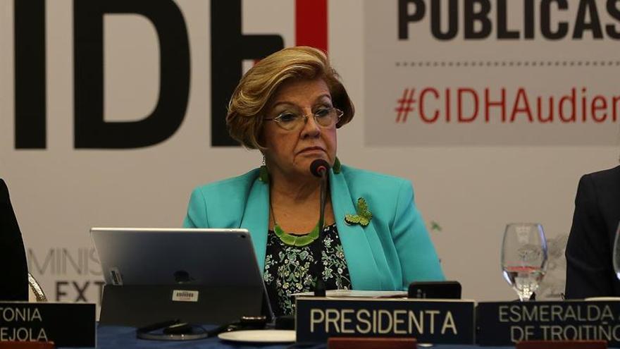 """La CIDH pide una investigación internacional sobre las """"masacres"""" en Bolivia"""