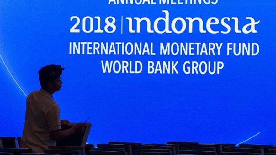 El FMI pronostica caída del PIB de Argentina del 2,6 % en 2018 y 1,6 % en 2019