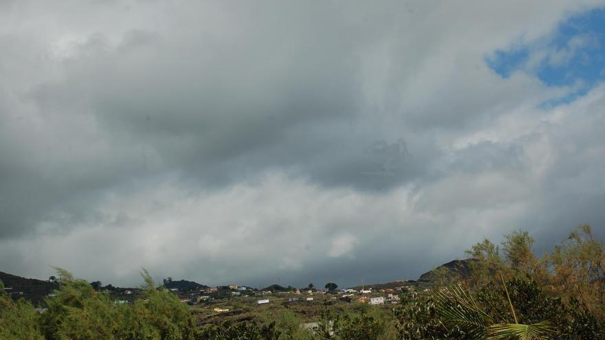 Nuboso este domingo en el norte y este de La Palma