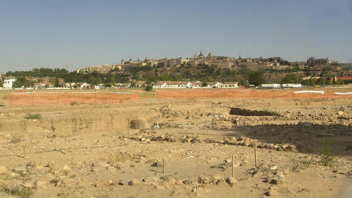 Yacimiento de la Vega Baja en Toledo